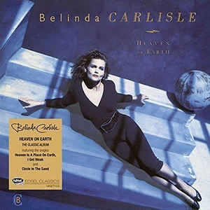 Belinda Carlisle ‎/ Heaven On Earth [CD] Import