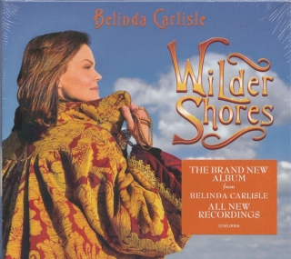 Belinda Carlisle ‎/ Wilder Shores [CD] Import