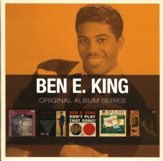 Ben E. King ‎/ Original Album Series (Box) [5хCD] Import