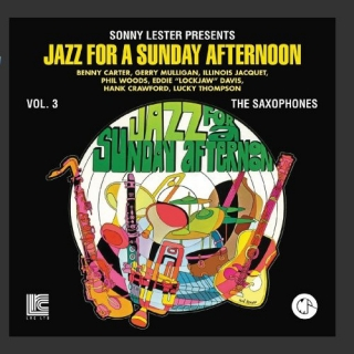 Various ‎/ Jazz For A Sunday Afternoon Vol. 3: The Saxophones [CD] Import