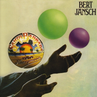 Bert Jansch ‎/ Santa Barbara Honeymoon [CD] Import