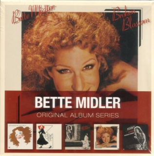 Bette Midler ‎/ Original Album Series (Box) [5хCD] Import