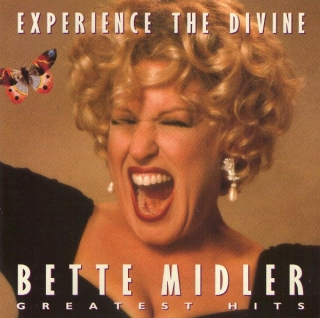 Bette Midler ‎/ Experience The Divine (Greatest Hits) [CD] Import
