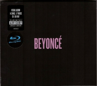 Beyoncé ‎/ Beyoncé [CD+Blu-Ray] Import