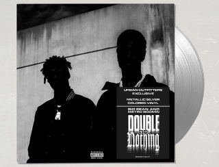 Big Sean & Metro Boomin ‎/ Double Or Nothing [LP] Import