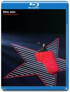 Elton John / The Red Piano [Blu-Ray]