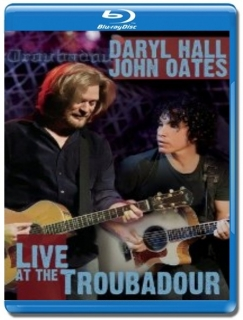 Daryl Hall & John Oates / Live At The Troubadour [Blu-Ray]
