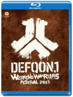 Defqon.1 Festival 2013 / Weekend Warriors [Blu-Ray]