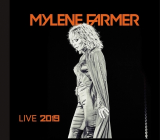 Mylene Farmer Live 2019 - Le film [2CD] Import