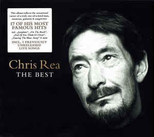 Chris Rea ‎– The Best [CD] Import