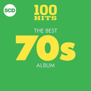 100 Hits The Best 70s Album [5хCD] Import