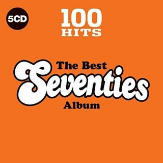 100 Hits The Best Seventies Album [5хCD] Import