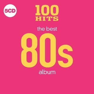 100 Hits The Best 80s Album [5хCD] Import