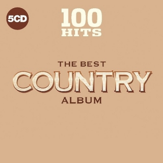 100 Hits The Best Country Album [5хCD] Import
