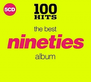 100 Hits The Best 90's Album [5хCD] Import