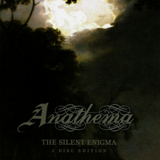 Anathema ‎– The Silent Enigma [CD+DVD] Import