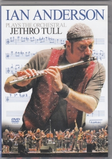 Ian Anderson ‎– Plays The Orchestral Jethro Tull [DVD] Import