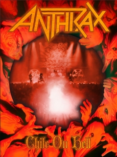 Anthrax ‎– Chile On Hell [DVD] Import