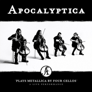 Apocalyptica ‎– Plays Metallica By Four Cellos' A Live Performance [2CD+DVD]
