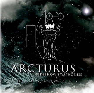 Arcturus ‎– Sideshow Symphonies [CD+DVD] Import