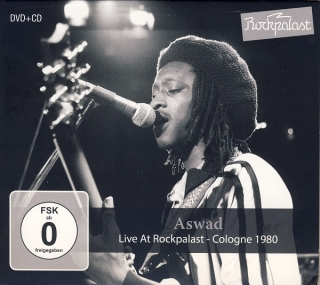 Aswad ‎– Live At Rockpalast - Cologne 1980 [2CD+DVD] Import