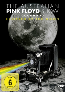 The Australian Pink Floyd Show ‎– Eclipsed By The Moon [2DVD] Import
