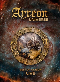 Ayreon Universe ‎– Best Of Ayreon Live [2DVD] Import