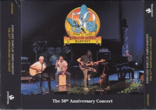 Barclay James Harvest ‎– The 50th Anniversary Concert [2CD+DVD] Import