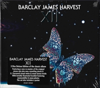 Barclay James Harvest ‎– XII [2CD+DVD] Import