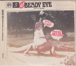 Beady Eye ‎– Different Gear, Still Speeding [CD+DVD] Import