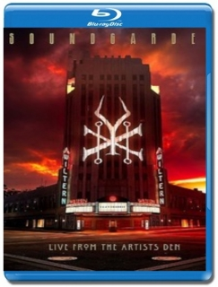 Soundgarden - Live from the Artists Den (2013) [Blu-Ray]