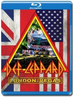 Def Leppard - London to Vegas (2019) [Blu-Ray]