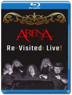 Arena ‎– Re-Visited Live![Blu-Ray]