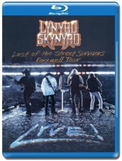 Lynyrd Skynyrd - Last Of The Street Survivors Farewell Tour Lyve [Blu-Ray]
