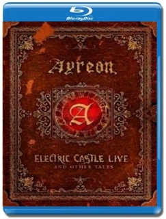 Ayreon - Electric Castle Live and Other Tales [Blu-Ray] Import