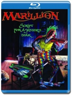 Marillion - Script for a Jester's Tear (1983) [Blu-Ray Audio]