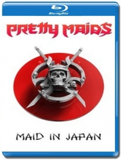 Pretty Maids - Maid in Japan - Future World Live 30 Anniversary [Blu-Ray]