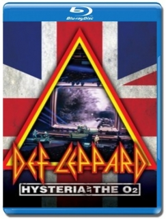 Def Leppard - Hysteria at the O2 (2018) [Blu-Ray]