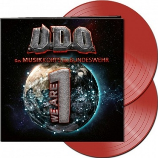 UDO - We Are One (Ltd. Gtf. Clear Red) [2LP] Import