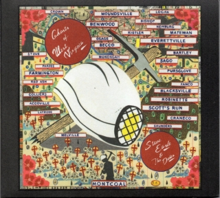 Steve Earle & The Dukes ‎– Ghosts Of West Virginia [CD] Import