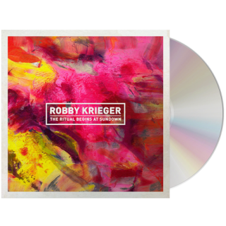 Robby Krieger - The Ritual Begins At Sundown [CD] Import