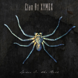 Clan Of Xymox - Spider On The Wall [CD] Import