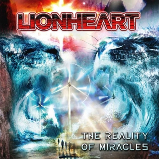 Lionheart – The Reality of Miracles (Digipak) [CD] Import