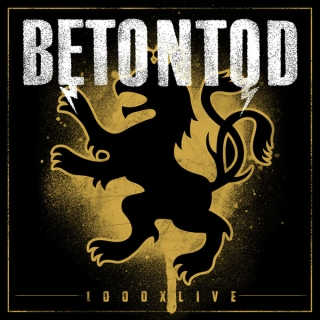 Betontod ‎– 1000xLive (Digi) [2CD+Blu-Ray] Import