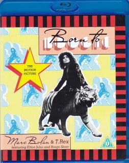 Marc Bolan & T.Rex - Born To Boogie [Blu-Ray] Import
