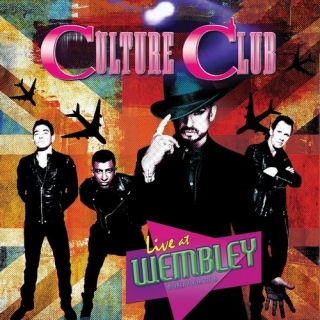 Culture Club ‎– Live At Wembley World Tour 2016 [Blu-Ray+DVD+CD] Import