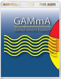 David Miles Huber ‎– GAMmA [Blu-Ray Audio] Import