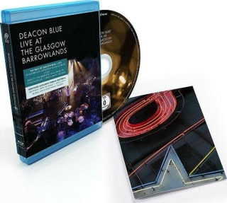 Deacon Blue - Live At The Glasgow Barrowlands [Blu-Ray] Import