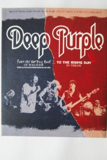 Deep Purple - From The Setting Sun ...To The Rising Sun [2Blu-Ray] Import