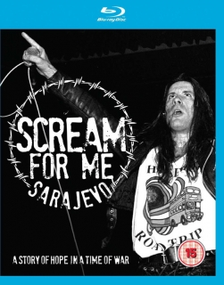 Bruce Dickinson ‎– Scream For Me Sarajevo [Blu-Ray] Import